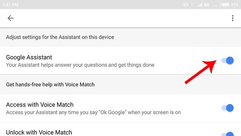 Cara mengatasi error google assistant device is locked