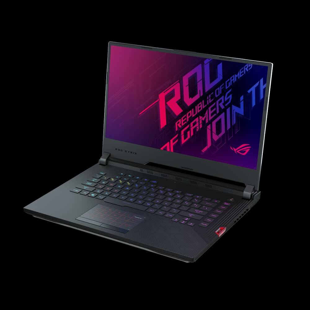 laptop rog strix hero