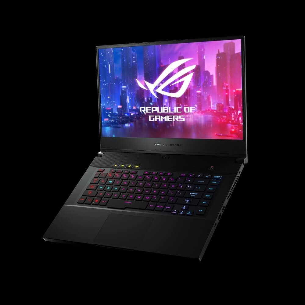 laptop rog zephyrus s