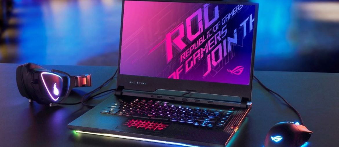 laptop rog generasi 9 intel core