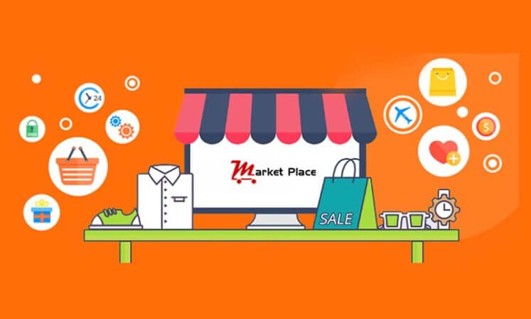 Tetap memanfaatkan e-commerce marketplace
