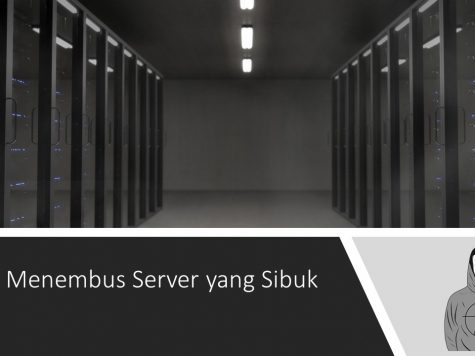cara menembus server yang sibuk