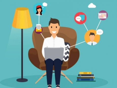 tips agar tetap produktif saat WFH