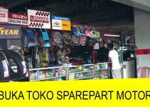 5 Tips Menjalankan Usaha Toko Sparepart Motor