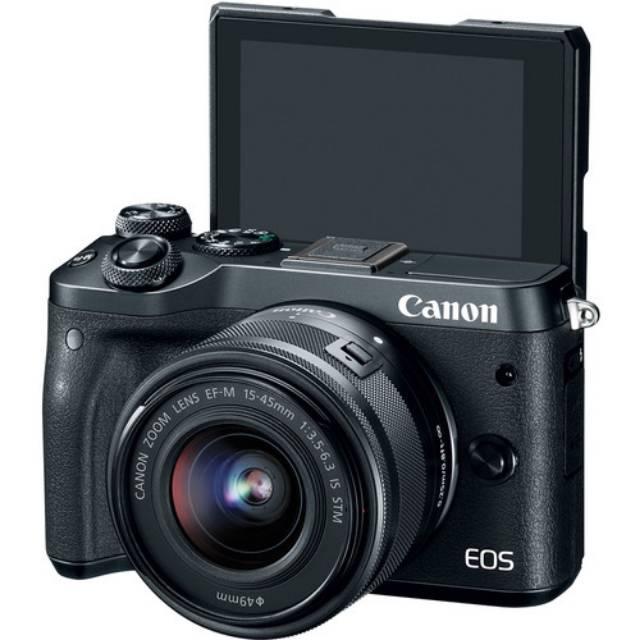 gambar Canon EOS M6 Kit