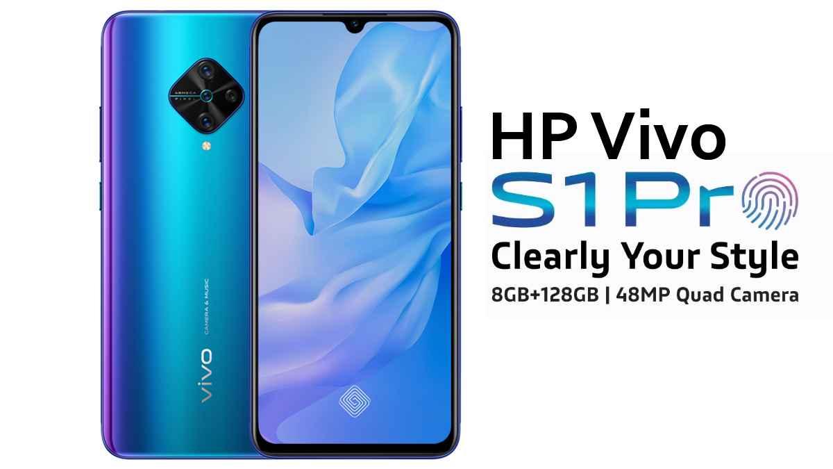 Spesifikasi dan Harga Handphone Vivo S1 Pro Terbaru 2021