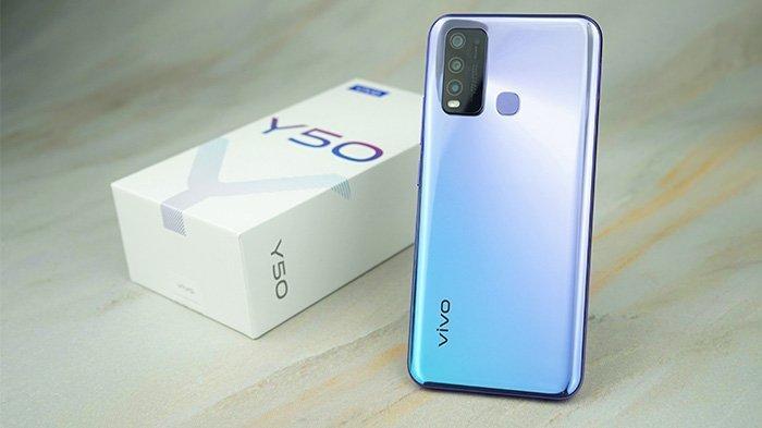 Review Spesifikasi dan Harga Vivo Y50 Terbaru 2021